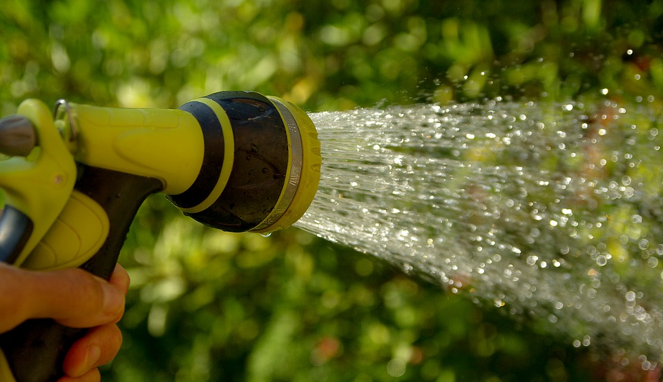 Arrosage et irrigation en été